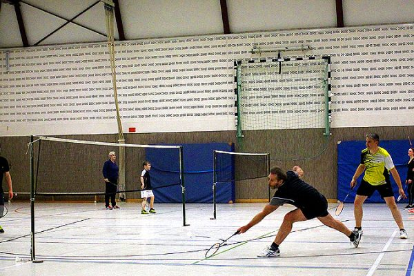 Training LSV Badminton