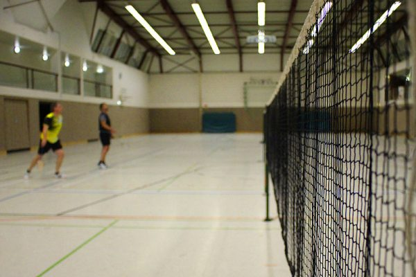 Impressionen vom Training beim LSV Badminton