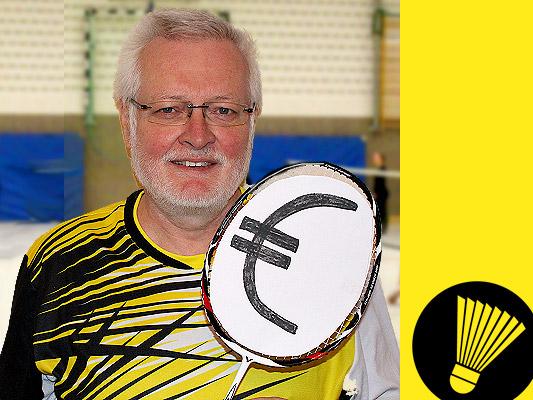 Axel Plaumann, LSV-Badminton