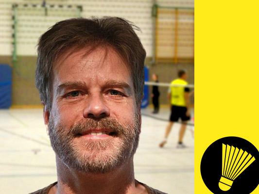 Jens Pieske, LSV-Badminton