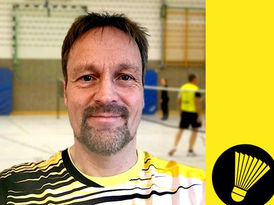 Thorsten Klenzau, LSV-Badminton