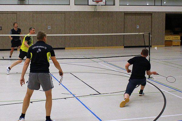 Training Erwachsene LSV Badminton
